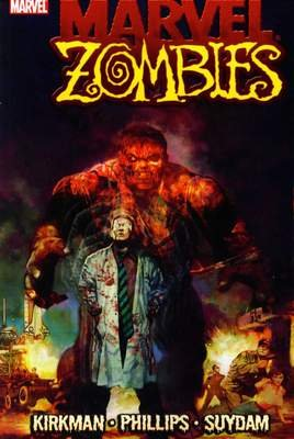 9780785134855: Marvel Zombies TPB Hulk Cover