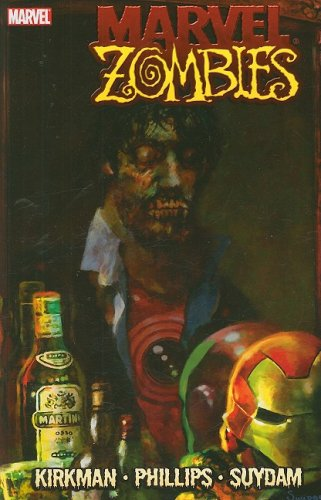 9780785134862: Marvel Zombies TPB Iron Man Cover
