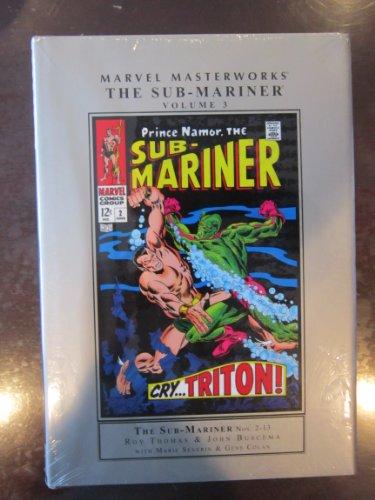 9780785134879: Marvel Masterworks: Sub-Mariner - Volume 3