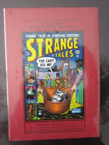 9780785134893: Marvel Masterworks Presents Atlas Era Strange Tales 2
