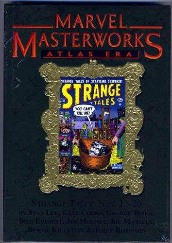 9780785134909: Marvel Masterworks Strange Tales Vol 113 HC Variant NEW