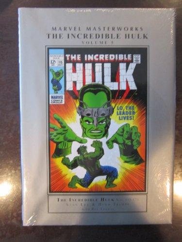 9780785134916: Marvel Masterworks: Incredible Hulk 5
