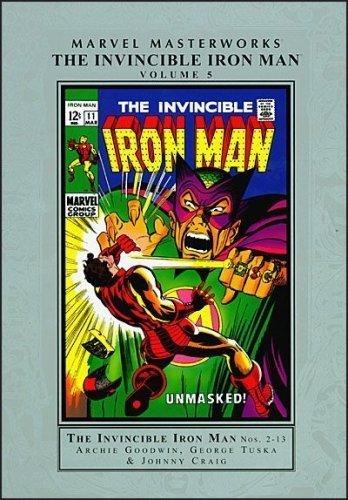 9780785134930: Marvel Masterworks: Invincible Iron Man 5