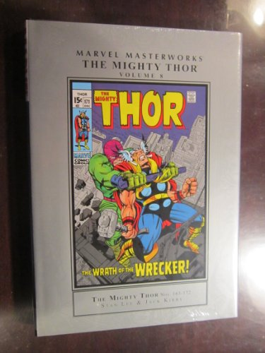 9780785134978: Marvel Masterworks: Mighty Thor - Volume 8