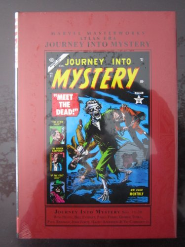 9780785134992: Marvel Masterworks Presents Atlas Era Journey into Mystery 2