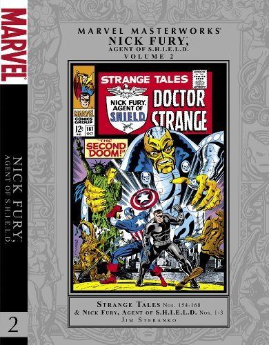 9780785135036: Marvel Masterworks: Nick Fury, Agent of S.H.I.E.L.D. 2