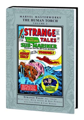 9780785135050: Marvel Masterworks: Human Torch - Volume 2