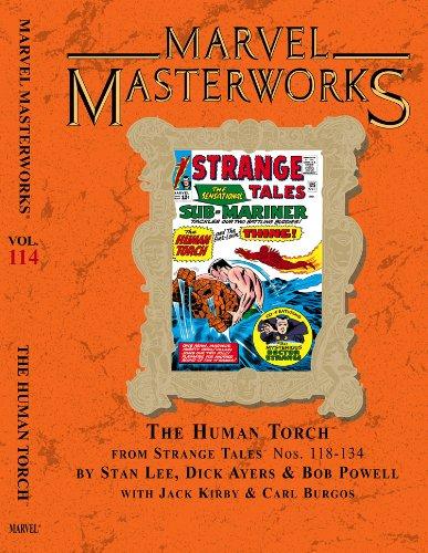 9780785135067: Marvel Masterworks Vol 114: The Human Torch Vol 2 (Strange Tales #118-#134) (Marvel Masterworks)