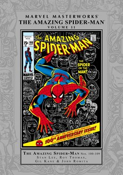 Marvel Masterworks: The Amazing Spider-Man - Volume: Marvel Comics
