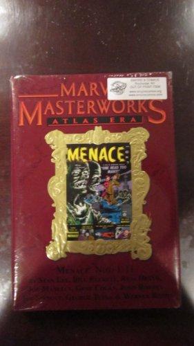 Marvel Masterworks Volume 126 Atlas Era Menace Limited Edition: Lee, Stan