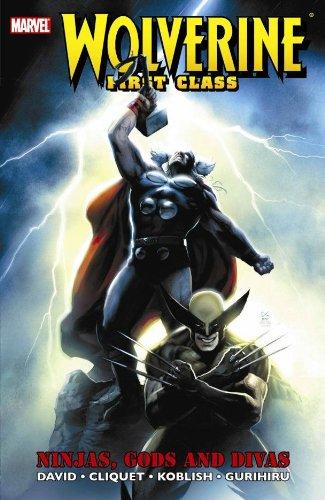 9780785135357: Wolverine First Class: Ninjas, Gods and Divas