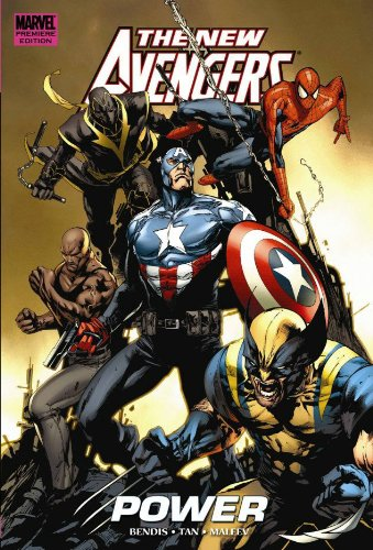 New Avengers Vol. 10: Power
