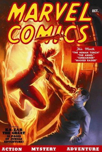 9780785135708: Golden Age Marvel Comics - Volume 1