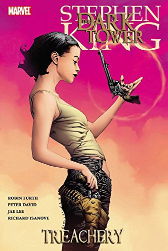 Dark Tower, Vol. 3: Treachery