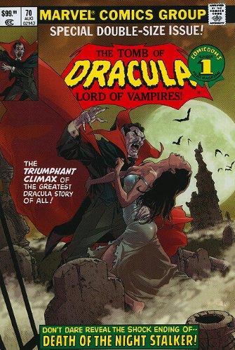 9780785135760: The Tomb of Dracula Omnibus 2