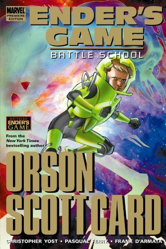 Ender's Game: Battle School: Christopher Yost, Orson
