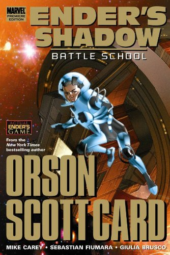 9780785135968: Ender's Shadow: Battle School Premiere HC