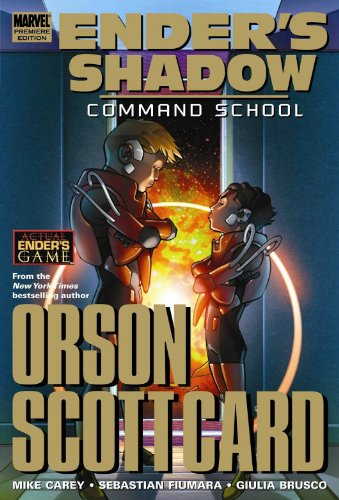 9780785135982: Ender's Shadow: Command School (Ender's Game Gn)