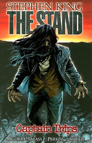 Captain Trips: Stephen King The Stand: King, Stephen; (Writer)