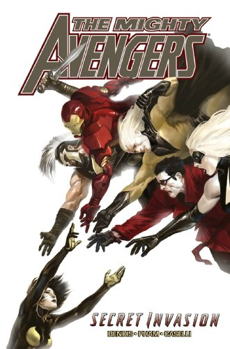 Mighty Avengers Vol. 4: Secret Invasion, Book 2 (v. 4, Bk. 2)