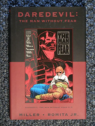 9780785136569: The Man Without Fear (Daredevil)