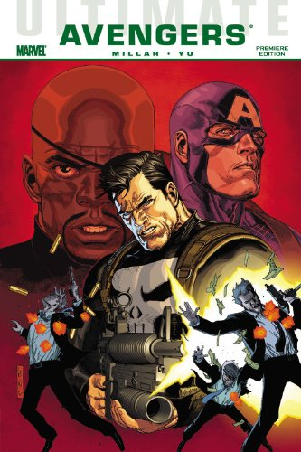 9780785136705: Ultimate Comics Avengers: Crime & Punishment