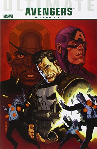 9780785136712: Ultimate Comics Avengers: Crime & Punishment