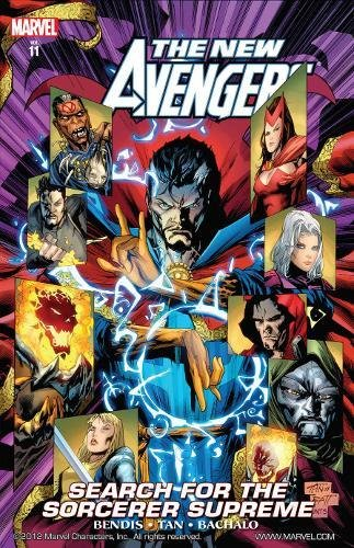 9780785136903: New Avengers Vol. 11: Search for the Sorcerer Supreme