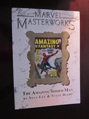 9780785136934: Amazing Spider-Man, Vol. 1 (Marvel Masterworks)