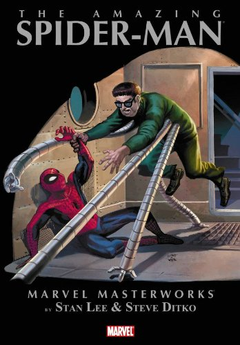 The Amazing Spider-Man, Vol. 2 (Marvel Masterworks)