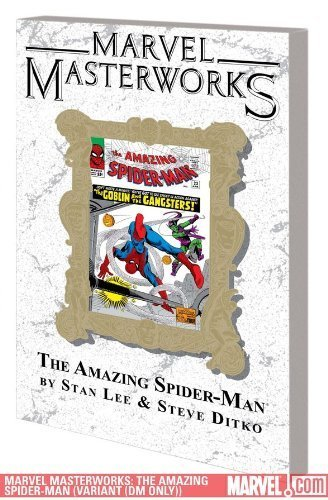 9780785136972: Marvel Masterworks: The Amazing Spider-man