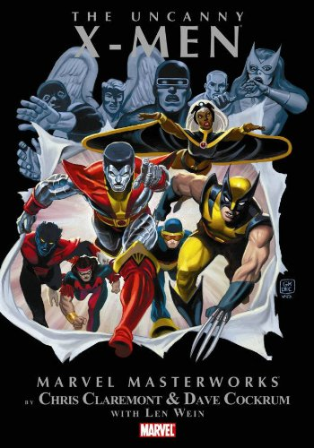The Uncanny X-Men, Volume 1: Claremont, Chris