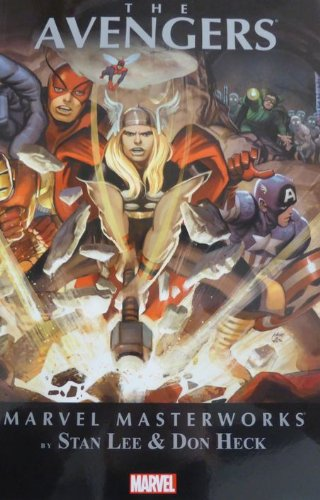 The Avengers, Vol. 2 (Marvel Masterworks): Stan Lee