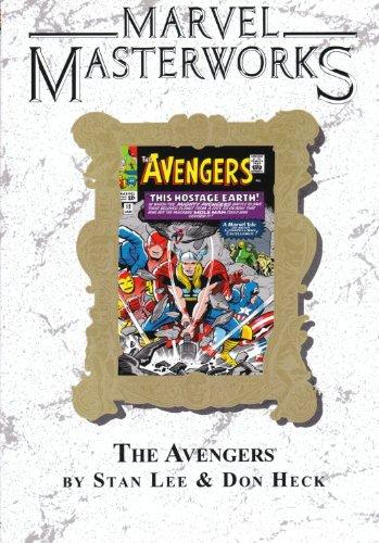 Marvel Masterworks Vol 9 DM 'Marble' Variant: Stan Lee