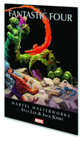 9780785137108: Marvel Masterworks: The Fantastic Four Volume 1 TPB: Fantastic Four v. 1