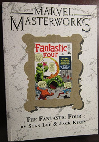 9780785137115: Fantastic Four 1-10 (Marvel Masterworks Limited Edition sc, Volume 2)