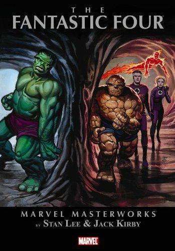 9780785137122: Marvel Masterworks Presents The Fantastic Four 2