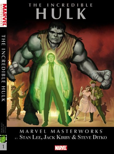9780785137146: Marvel Masterworks: The Incredible Hulk Volume 1 TPB