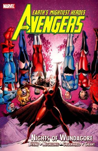 9780785137214: Avengers: Nights of Wundagore