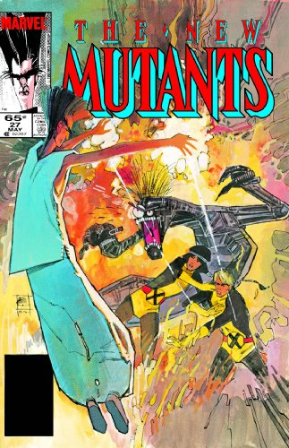 X-Men: New Mutants Classic, Vol. 4: Chris Claremont