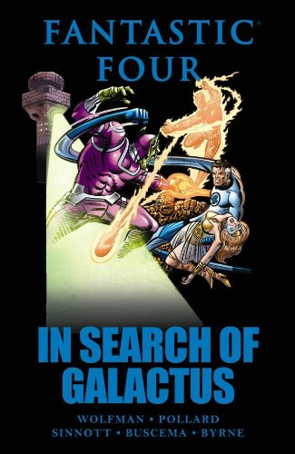 9780785137344: Fantastic Four: In Search of Galactus