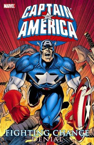 9780785137382: Captain America: Fighting Chance - Denial TPB (Graphic Novel Pb)
