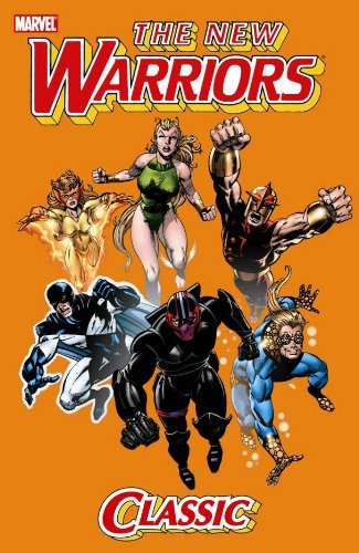 9780785137429: New Warriors Classic Volume 1 TPB (Graphic Novel PB)