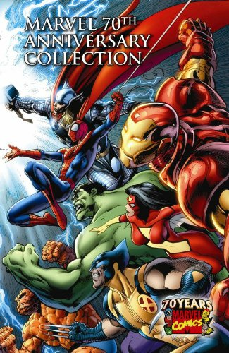 9780785137436: Marvel Comics 70th Anniversary Collection