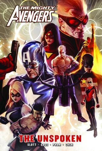 9780785137474: Mighty Avengers: The Unspoken