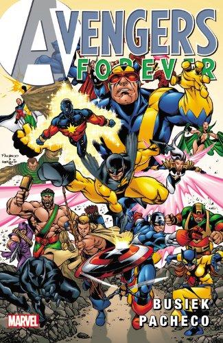 9780785137528: Avengers: Forever