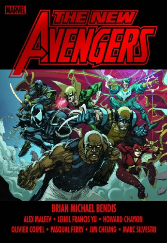 New Avengers, Vol. 3: Brian Michael Bendis