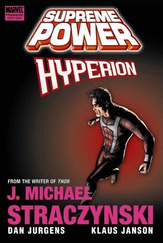 9780785137740: Supreme Power: Hyperion Premiere HC