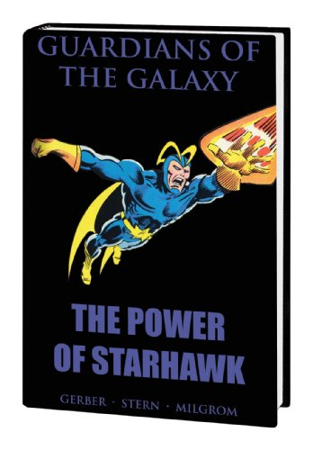 9780785137887: Guardians of the Galaxy: The Power of Starhawk