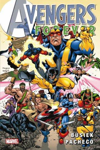 9780785137962: Avengers Forever HC
